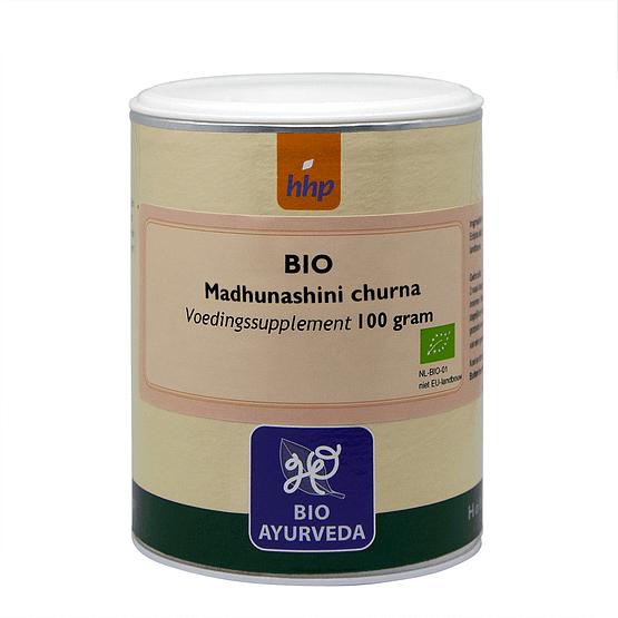 yogayur.nl-madhunashini-churna-bio-100g
